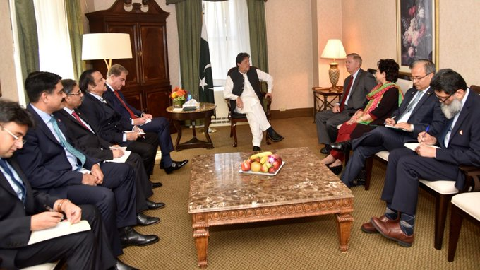 US can play positive role in resolving Kashmir issue: PM