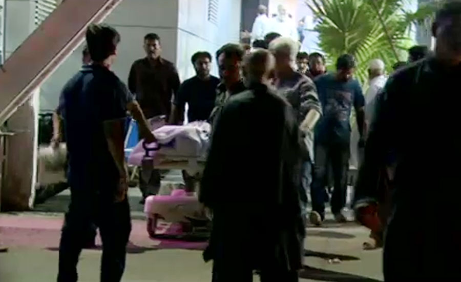 man gunned down Gulistan-e-Jauhar karachi firing sister injured brother died