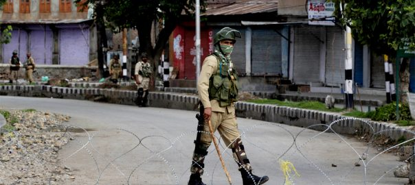 Curfew Lockdown Indian Occupied Kashmir IoK 36th day Muharram Processions Indian brutalities several injured