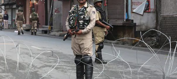 Residents people Indian occupied Kashmir normal life Occupied Kashmir IoK Kashmir valley under strict military seige