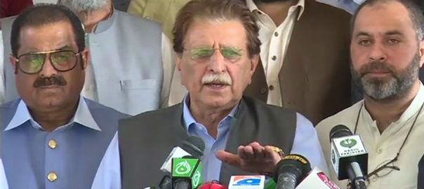 LoC AJK PM Raja Farooq haider Indian occupied Kashmir Occupied valley bhimber sector Kotli sector