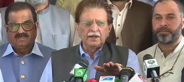 Pakistan, lawyer, Kashmiris, AJK PM, Raja Farooq Haider