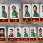 PCB, announces, 16-member, squad, one-day series, Sri Lanka