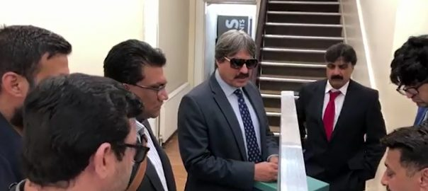 Video, Nasir Butt, Pakistan High Commission, London