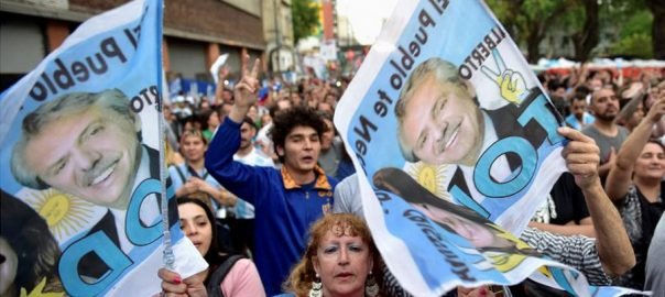 Argentina peronists Mauricio Macri conservative