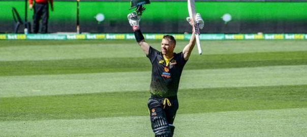 Australia Sri lanka Warner Finch ICC T20