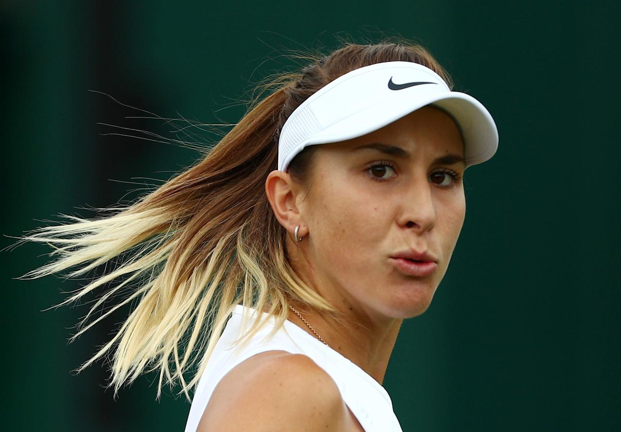 Switzerland, Belinda Bencic , Kristina Mladenovic , Kremlin Cup final , Moscow , secure , spot , season, WTA Finals