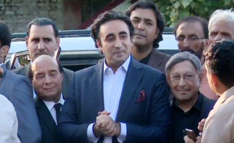 Imran Khan should send container, food to Maulana Fazl: Bilawal
