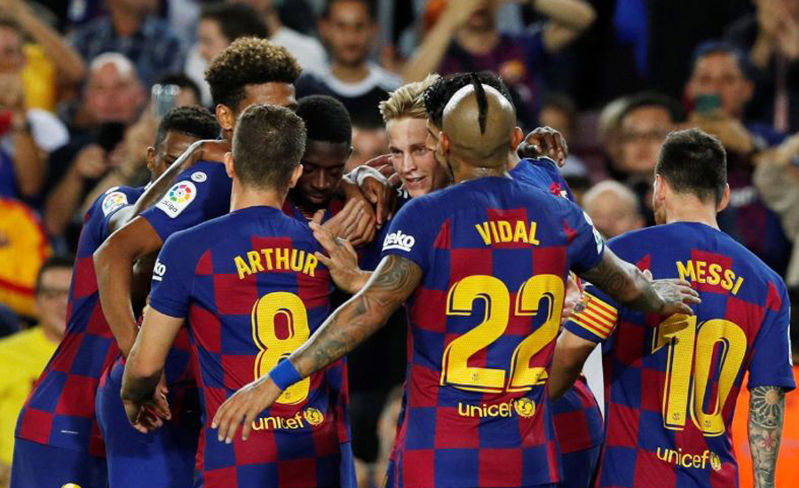 Barca-Real Madrid clash postponed amid Catalan crisis, set for Dec 18