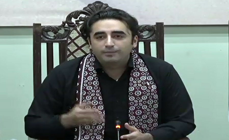 FIR to be lodged against govt if anything happens to Asif or Nawaz: Bilawal