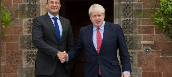 Brexit, negotiators, meet, breakfast, 'pathway to deal', opens