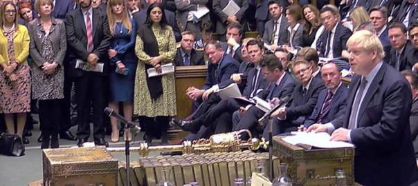 Brexit, day of reckoning, Johnson, deal, faces, wrecking, amendment