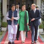 British PM PM Khan President British guests Royal Couple Prince William Kate