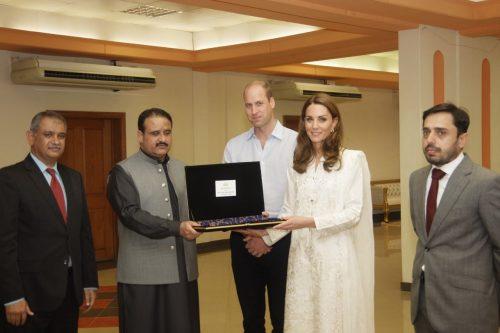 Duke and Duchess Islamabad kate lahore prince william Royal Couple UK