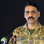 DG ISPR Magor general Asif Ghafoor Indian High commission Indian HC