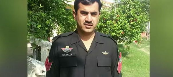 policeman CTD Counter terrorism department FC operation DI Khan Dera ismail khan