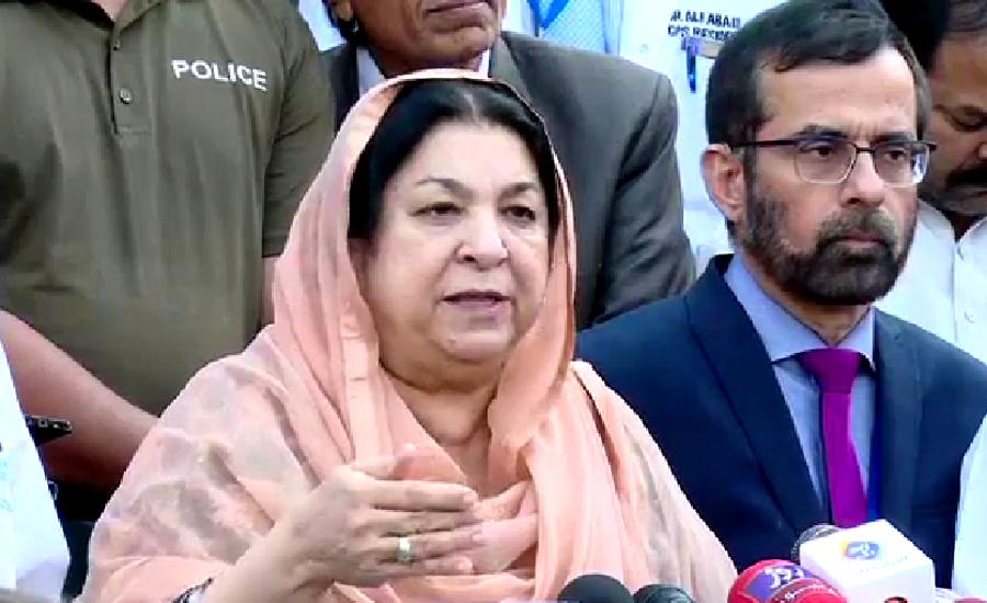 Nawaz Sharif suffered minor heart attack, no big damage: Dr Yasmin Rashid
