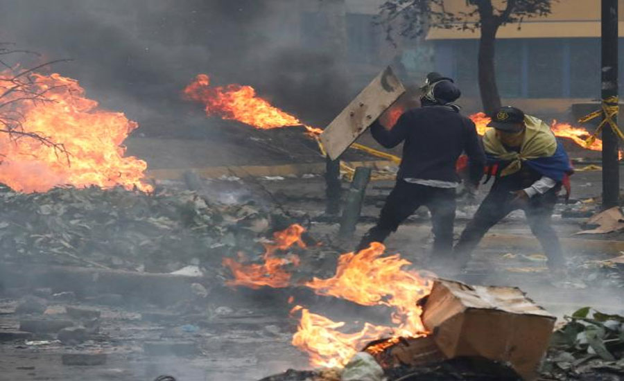 Ecuador-violence