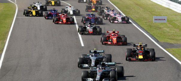 F1 SUZUKA Reuters