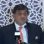 Indian aggressive India FO Foreign Office Dr Mohammad Faisal diplomatic corps Indian high commission LOC Line of Control