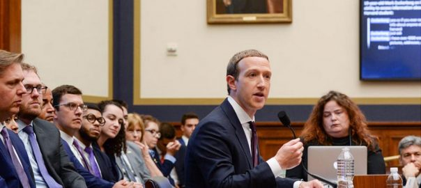 Facebook political ads zuckerberg facebook sales straight riseZuckerberg Facebook Facebook Inc mark zuckerberg Libra currency US lawmakers risky project skeptical