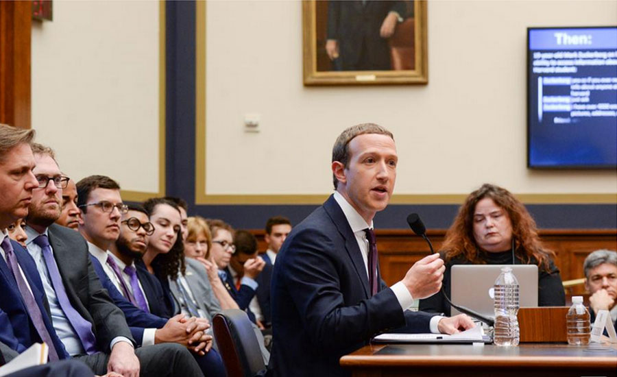 Zuckerberg Facebook Facebook Inc mark zuckerberg Libra currency US lawmakers risky project skeptical