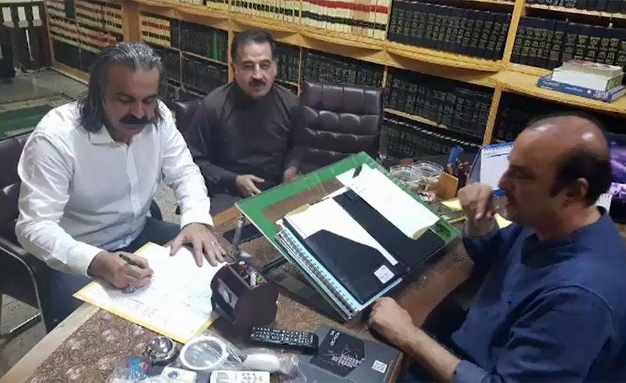 Govt decides to take legal action against Maulana Fazalur Rahman