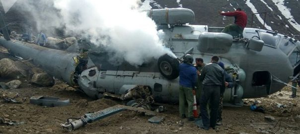 India Mi-17 Mi-17 chopper crash shot down kashmir February 27 chopper crash Indian today missile