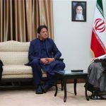 Ayatollah Ayatollah Khamenei Iranian supreme leader Iran visit PM Imran khan PM Imran khan prime minister