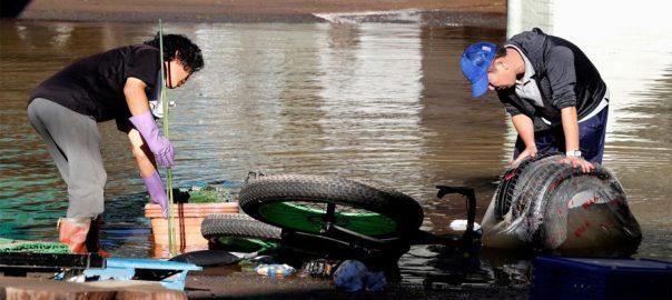 Japan-Typhoon-devastation