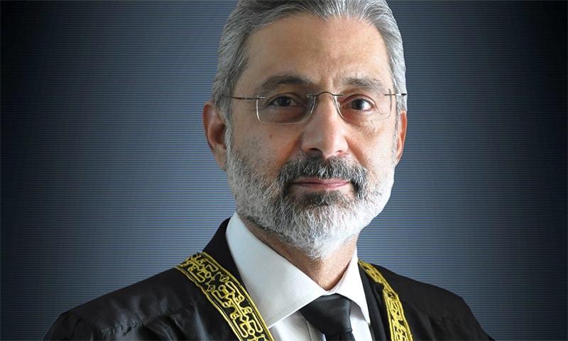 Justice Justice Qazi Faez Isa Rejoinder Supreme Court Sc SJC Supreme Judicial Council
