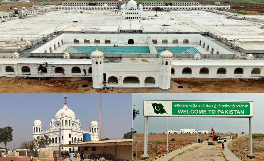 Kartarpur Corridor agreement kartarpur corridor Pakistan India sign zero line sign agreement