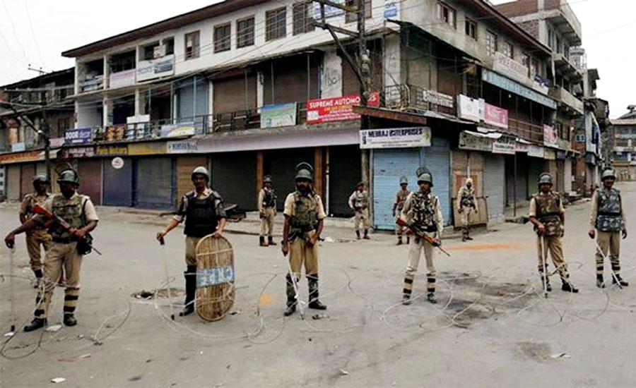 Fear IoK Indian Occupied Kashmir 78th day uncertainty grip