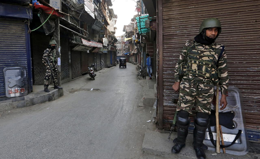 Shops shuttered, streets deserted as IOJ&K split into two union territories