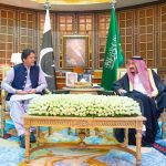 PM Imran Khan, meets, King Salman, Crown Prince, Saudi-Iran tension