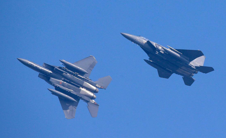 South Korea scrambled jets to warn Russian warplanes in air defense zone