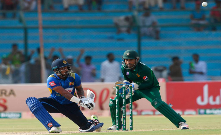 Sri Lanka set Pakistan 166 for victory in first T20 match