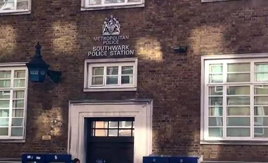 London police arrest, indict MQM founder in hate speech case