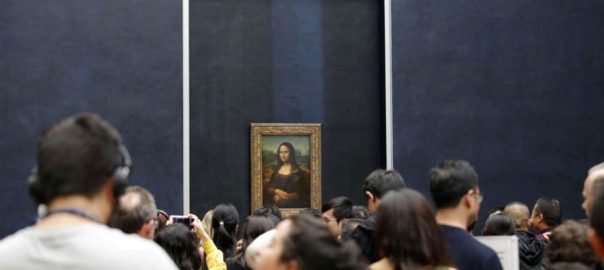 MONA LISA,PAINTING,EUROPEAN,DRAWING,GLASS