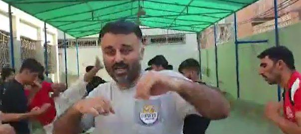 PTI MPA, starts, judo, karate, exercises, deal, Azadi March