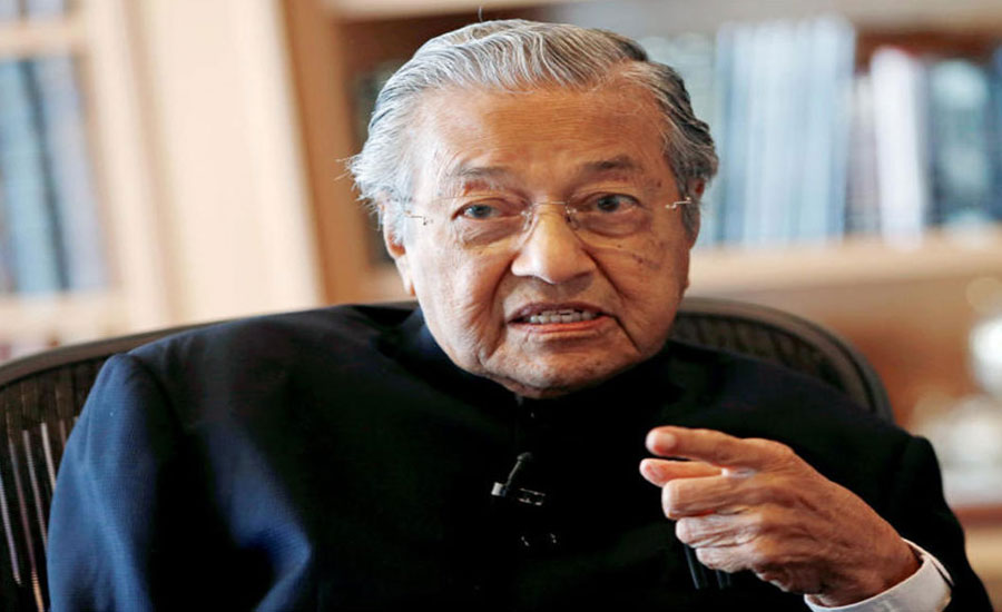 Malaysian PM urges ways to sort out Kashmir issue