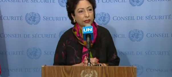 UN Maleeha Lodhi Decolonization UN decolonization Kashmir issue Kashmir solution