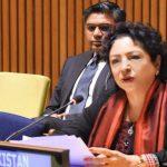 false claims Pakistan Indian Indian claims hitting campus AJK Azad jammu kashmir