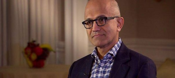 Microsoft-boss
