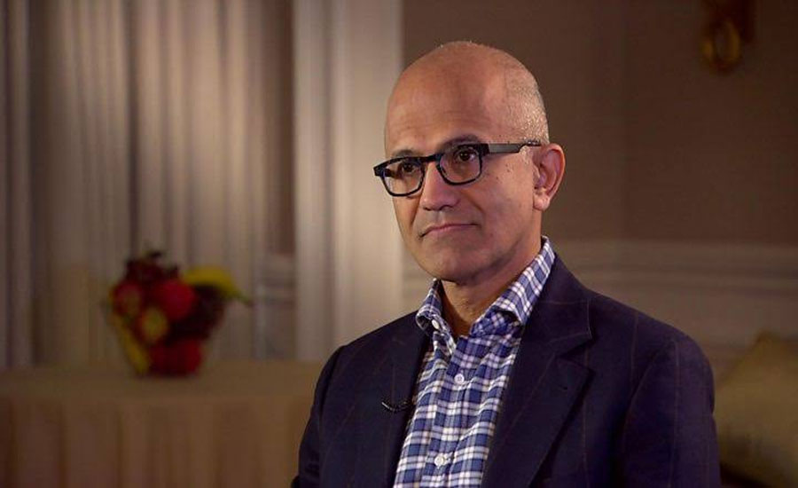 Microsoft chief says blocking research with China would 'hurt'