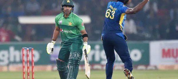 Sri Lanka Misbahul Haq Pakistan T20I ICC PCB Lahore ICC T20 Ranking