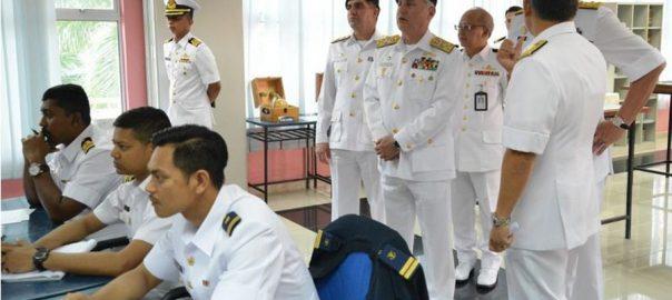 Naval, chief, Royal, Malaysian, Naval, facilities, field, commanders