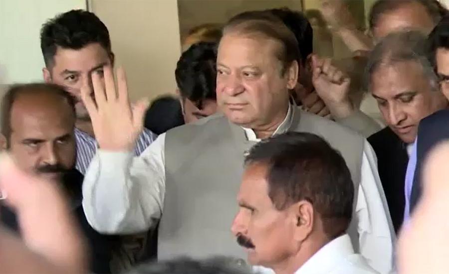 Nawaz Sharif's platelets once again reduce to 40,000