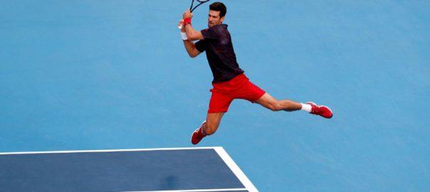 TOKYO Reuters Novak Djokovic