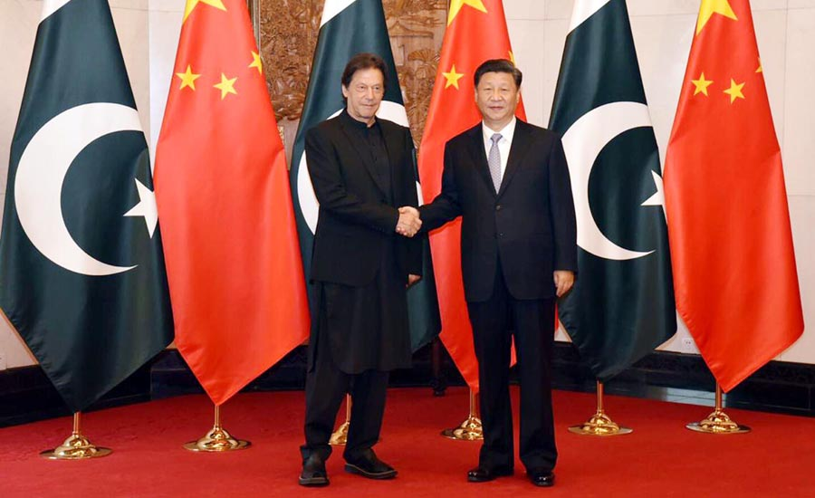 Pakistan, China resolve to further strengthen strategic partnership: joint declaration